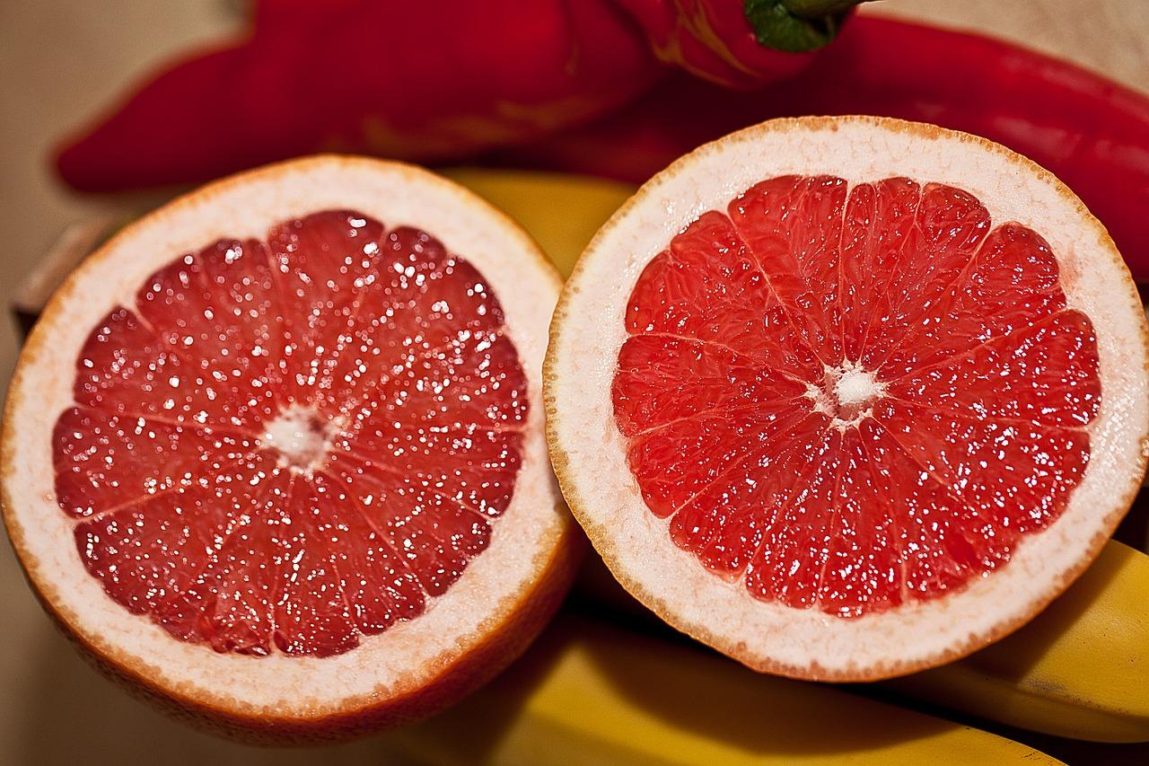Szerokie zastosowanie owoców grefpfruta.
